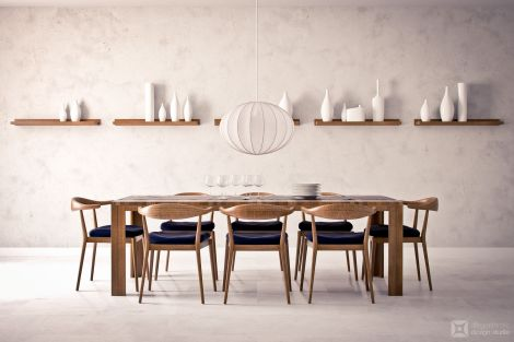 dinner_table interior design