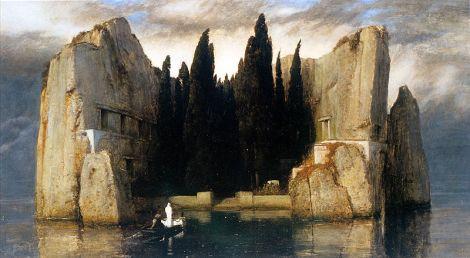 Island of the Dead Böcklin