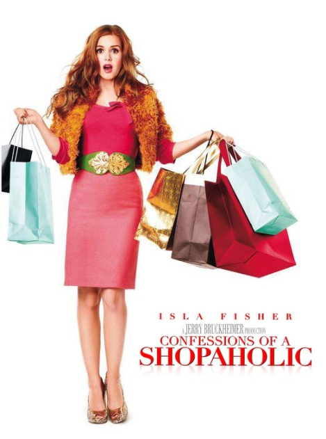 confessions of  shopaholic
