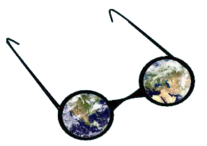 Worldview glasses