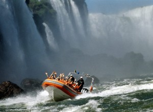 iguazu falls trip
