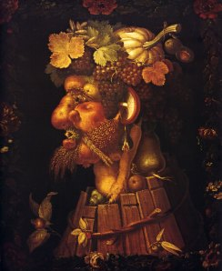 arcimboldo four seasons autumn