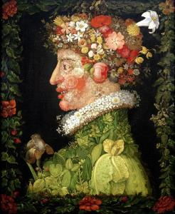 arcimboldo four seasons spring