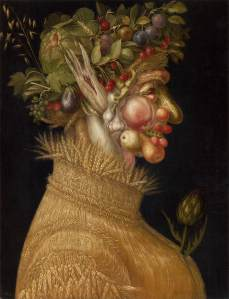 arcimboldo four seasons summer