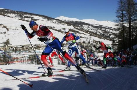 olympic ski race