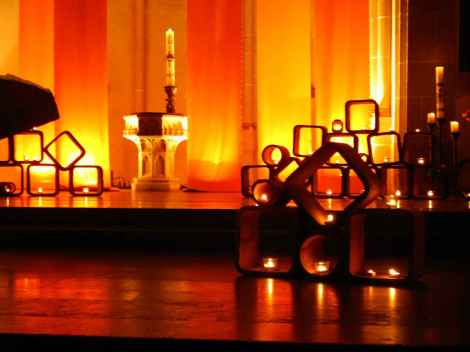 Taize meeting place