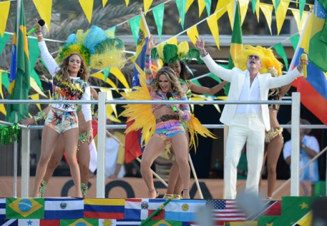 We are One World Cup song Brazil 2014
