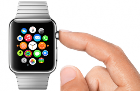 Apple iwatch launch