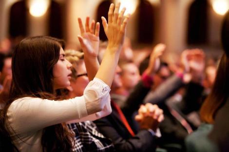 worship church service