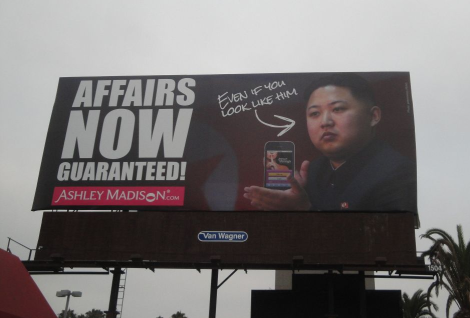 ashley madison billboard