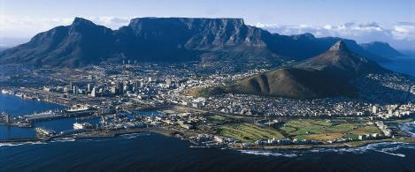 africa-south cape town table mountain