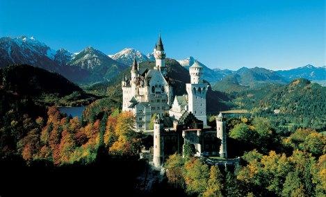 romantic castle princess
