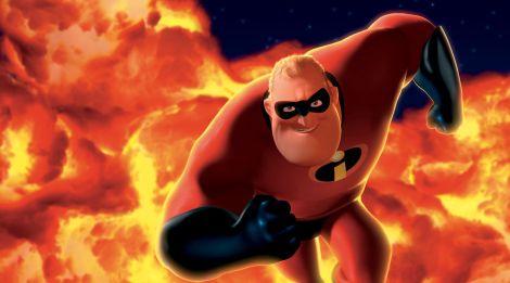 the incredibles disney pixar