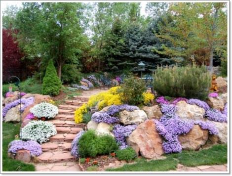natural-rock-garden-ideas