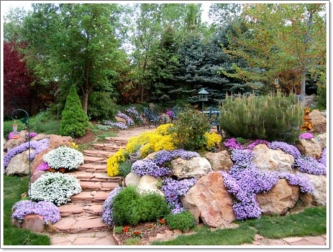 natural-rock-garden-ideas