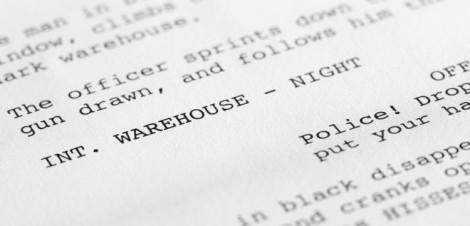 screenwriting post